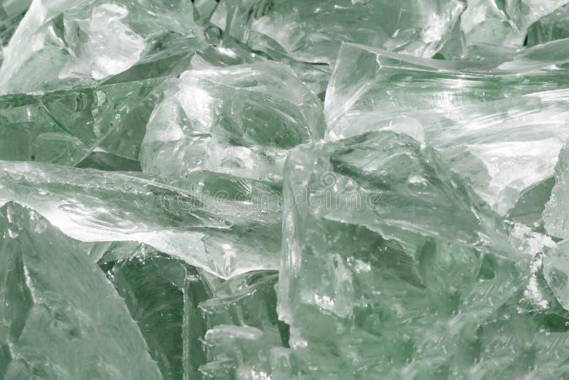 Fundo ltransparent das pedras do verde do close-up Material decorativo ambiental natural ajardinar fotos de stock