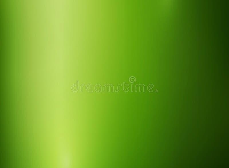 Fundo lustroso lustrado metálico da cor do verde do sumário com espaço da cópia Você pode usar-se para a cópia, apresentação, art ilustração do vetor
