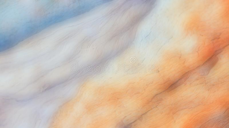 Fundo macio, curso diagonal em cores de terra muito claras foto de stock royalty free