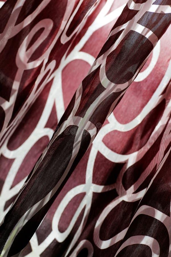 Fundo macro colorido bonito do sumário da cortina de alta qualidade imagem de stock