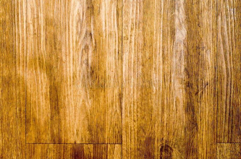 Fundo marrom de madeira da textura da prancha imagens de stock
