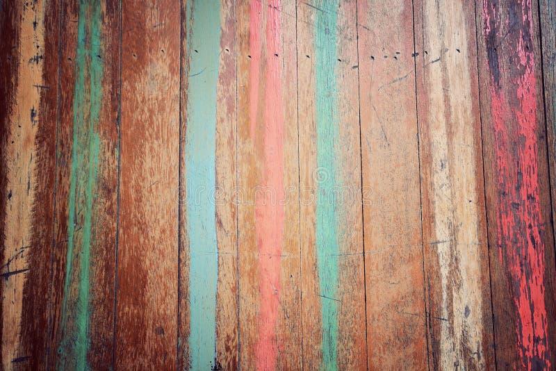Fundo material de madeira, papel de parede do vintage foto de stock