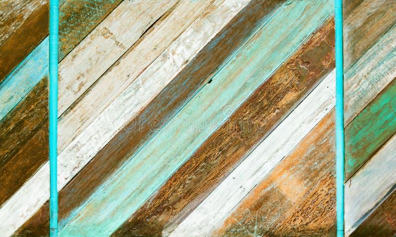 Fundo material de madeira para o papel de parede do vintage ilustração stock
