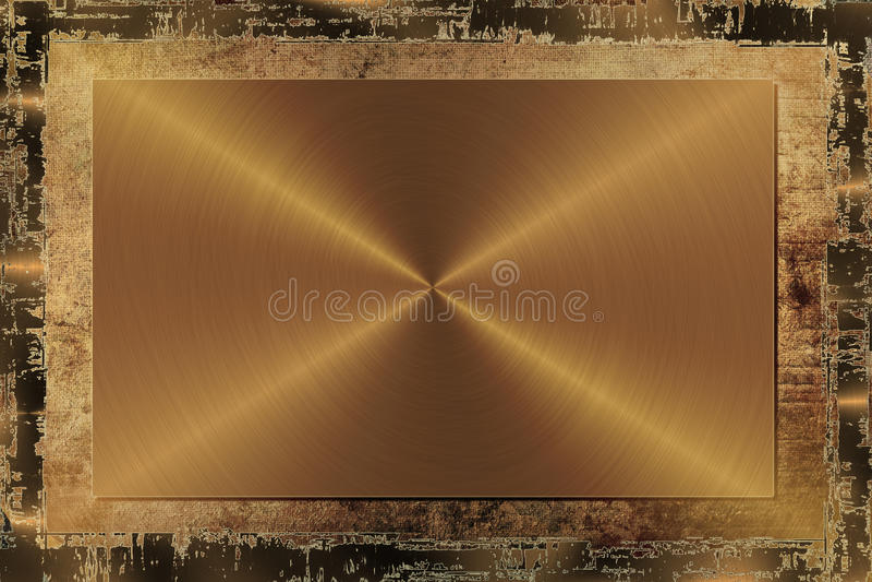 Fundo metálico abstrato foto de stock royalty free