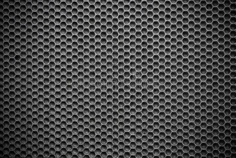 Fundo metálico escuro da textura fotografia de stock