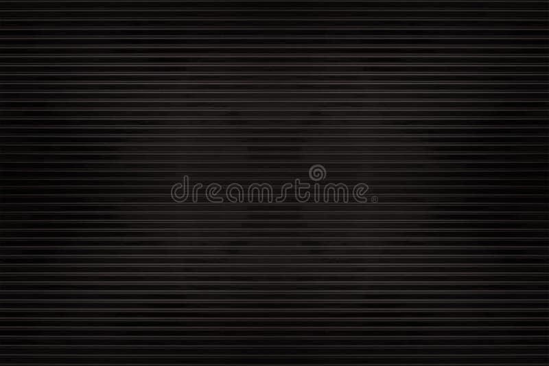 Fundo metálico preto para o projeto do teste padrão fotos de stock royalty free
