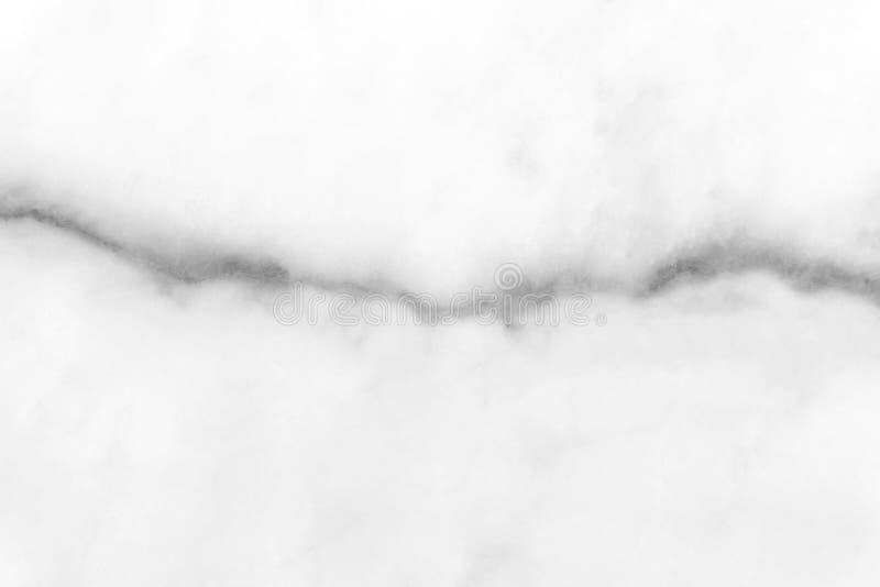 Fundo modelado mármore da textura Os mármores de Tailândia, mármore preto e branco de mármore natural abstrato do branco cinzento imagem de stock royalty free