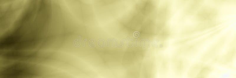 Fundo moderno amarelo escuro do poder do fluxo da textura ilustração stock
