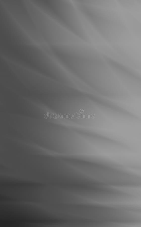 Fundo moderno dos encabeçamentos do papel de parede cinzento ilustração royalty free