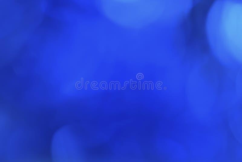 Fundo monocromático no azul com elementos abstratos, efeito macio fotos de stock