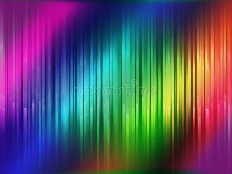 Fundo Multicolor imagens de stock