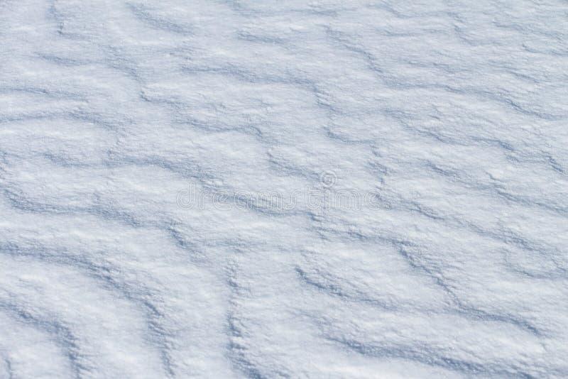 Fundo natural da neve imagem de stock royalty free