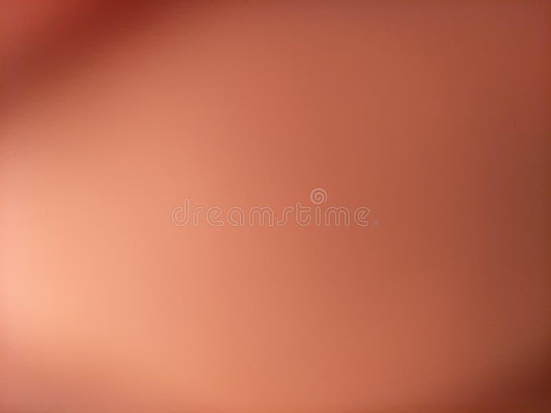 Fundo Nude borrado sumário da cor com inclinação foto de stock royalty free