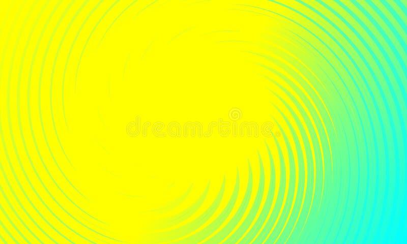 Fundo ondulado do colourfull do sumário do vetor, papel de parede Folheto, projeto ilustração do vetor