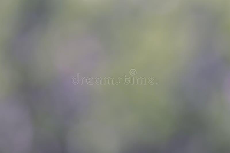 Fundo ou folha de prova isolada colorida com o bokeh que cria uma imagem macia lisa fotografia de stock royalty free