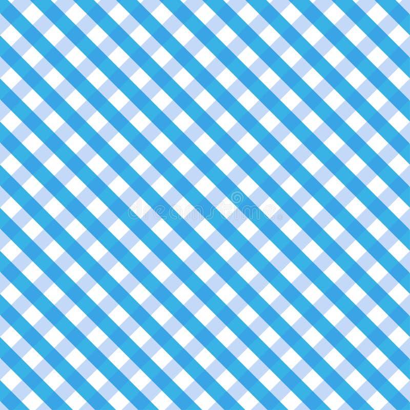 Guingão azul ilustração royalty free