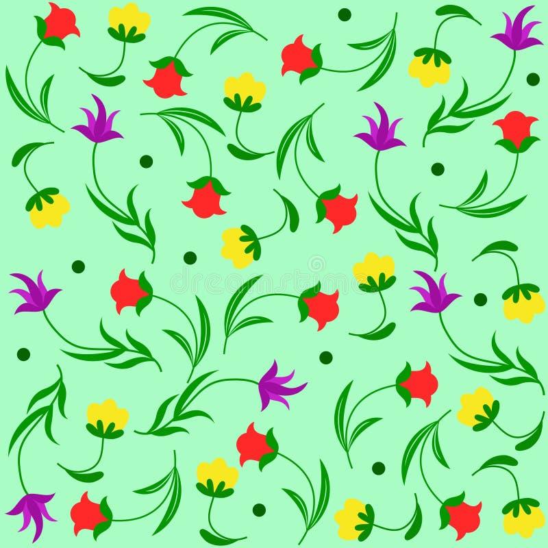 Download Backgroung floral ilustração do vetor. Ilustração de junho - 29835669