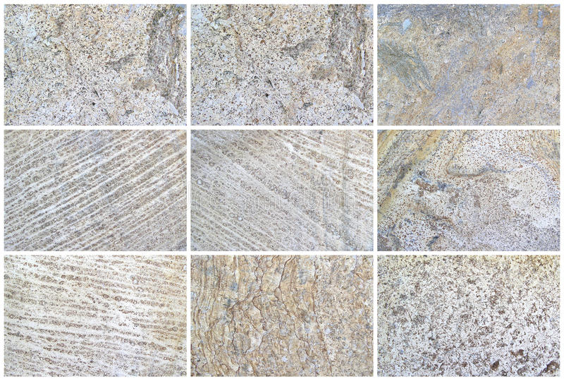 Fundo ou texturas naturais da pedra calcária nove fotografia de stock royalty free