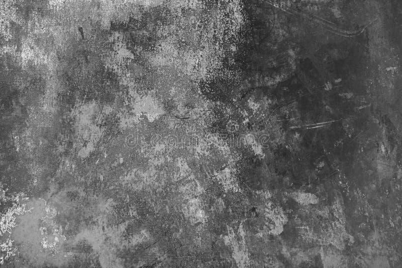 Fundo oxidado da textura do metal fotografia de stock
