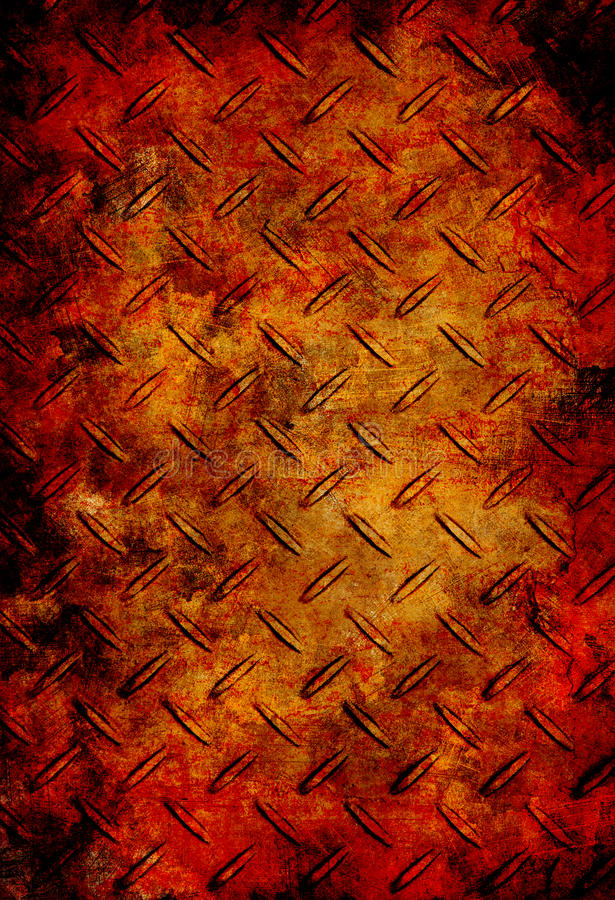 Download Fundo Oxidado Do Metal Do Grunge Abstrato Imagem de Stock - Imagem de fundo, arte: 12810977