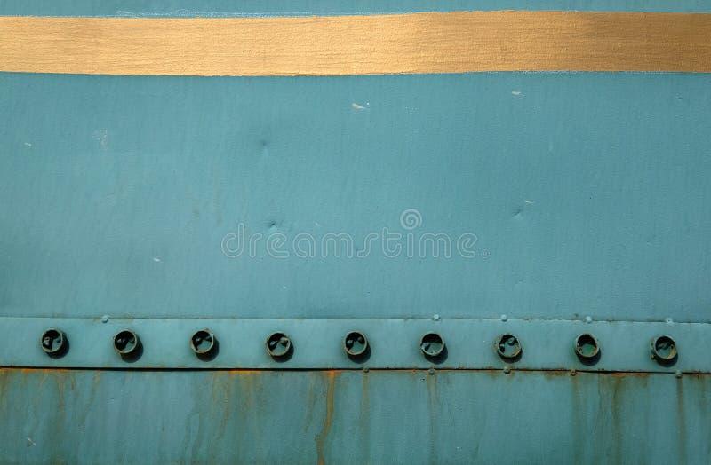 Fundo oxidado do metal foto de stock