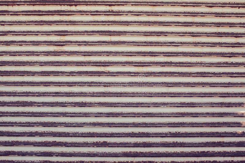 Fundo oxidado e textura do ferro velho do metal fotografia de stock royalty free