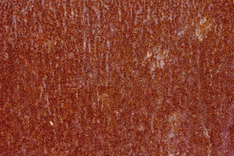Fundo oxidado vestido escuro Oxidação do ferro do Grunge imagens de stock