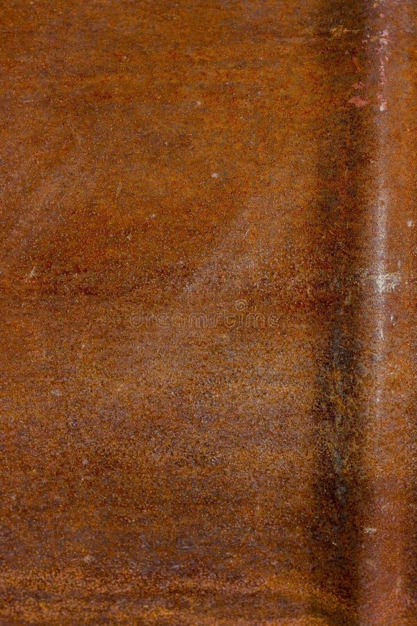 Fundo oxidado vestido escuro Oxidação do ferro do Grunge fotos de stock royalty free