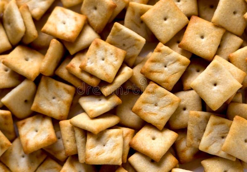 Fundo para uma bandeira com biscoitos Foto macro dos biscoitos Fundo do biscoito Quadro para o texto Copie o espaço fotos de stock royalty free