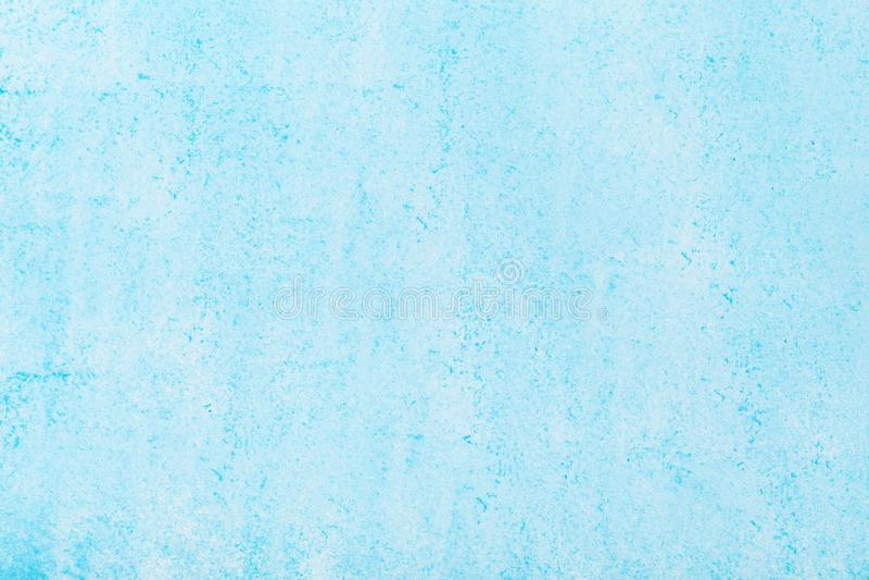 Fundo pastel pintado azul imagens de stock royalty free