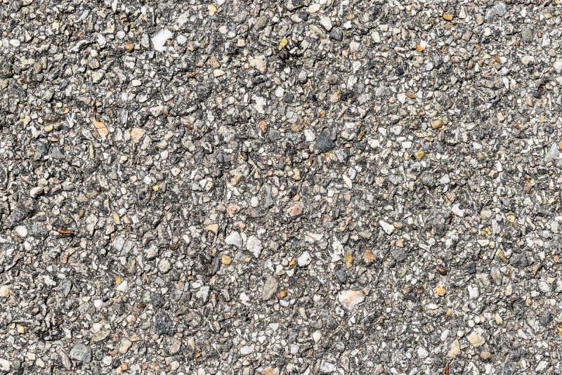 Fundo pequeno da textura de muitas pedras Textura cinzenta pequena da pedra útil para o espaço, os fundos ou a arte finala da cóp fotografia de stock royalty free