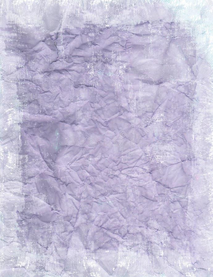 Fundo pintado à mão brilhante da aquarela Textura de papel envelhecida feito a mão O Grunge overlay para cartões, convites, Web,  ilustração do vetor