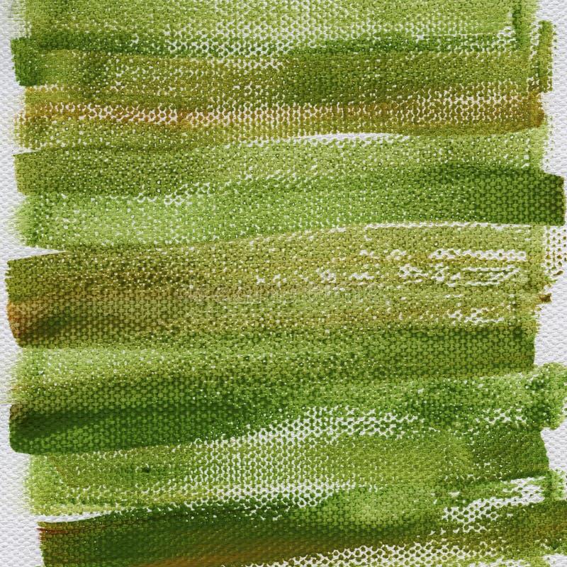Fundo pintado verde de Grunge fotografia de stock