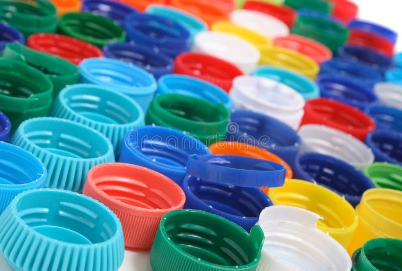 Fundo plástico fotografia de stock royalty free