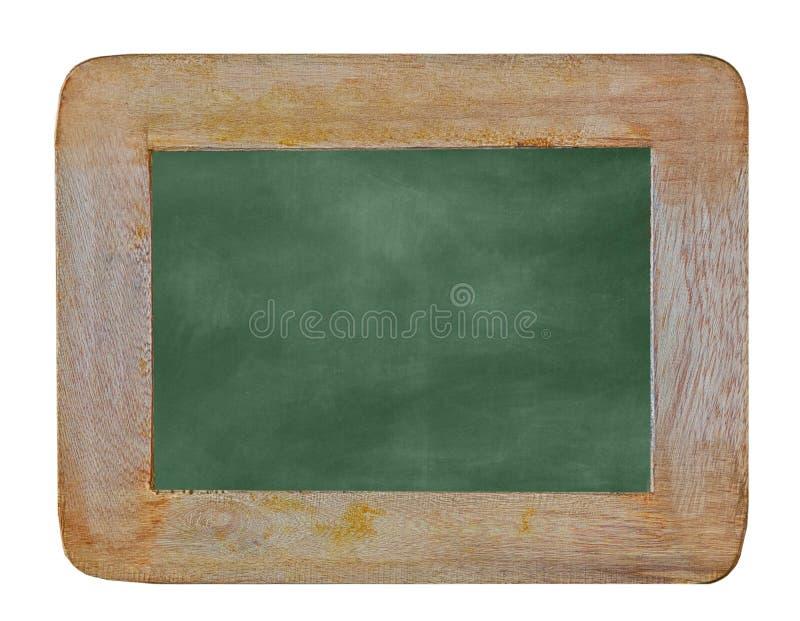 Fundo/placa vazios da placa de giz Fundo do quadro-negro foto de stock royalty free