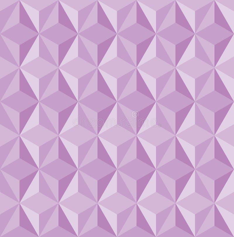 Fundo poli da textura do triângulo do sumário baixo ilustração do vetor