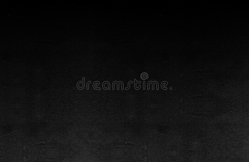 Fundo preto do inclinação Escuro - textura de papel cinzenta ilustração do vetor