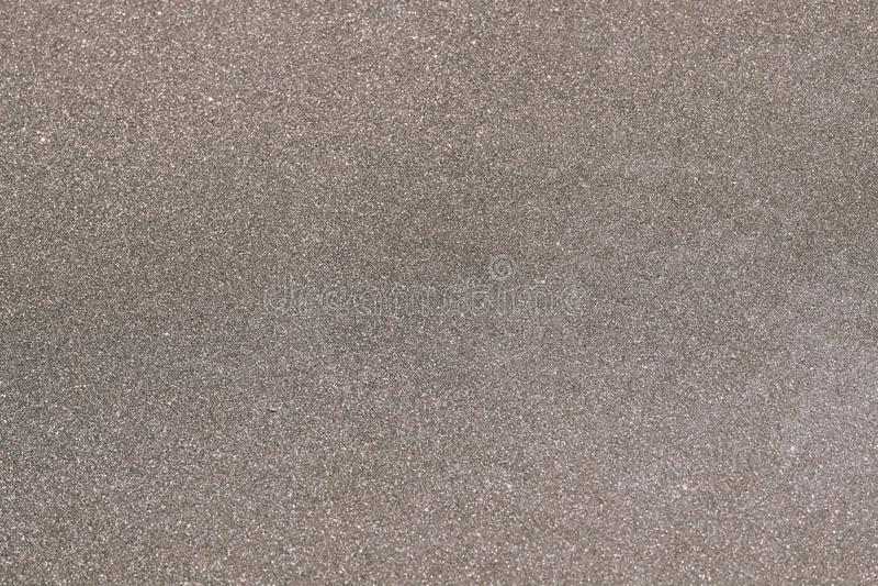 Fundo preto e branco da textura da areia foto de stock