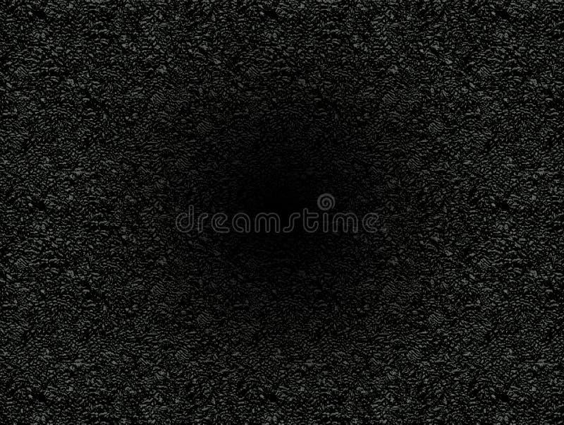 Fundo preto no centro imagem de stock