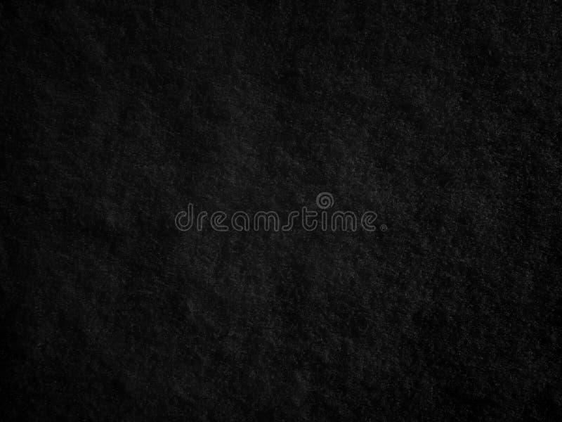 Fundo preto Textured do grunge fotos de stock