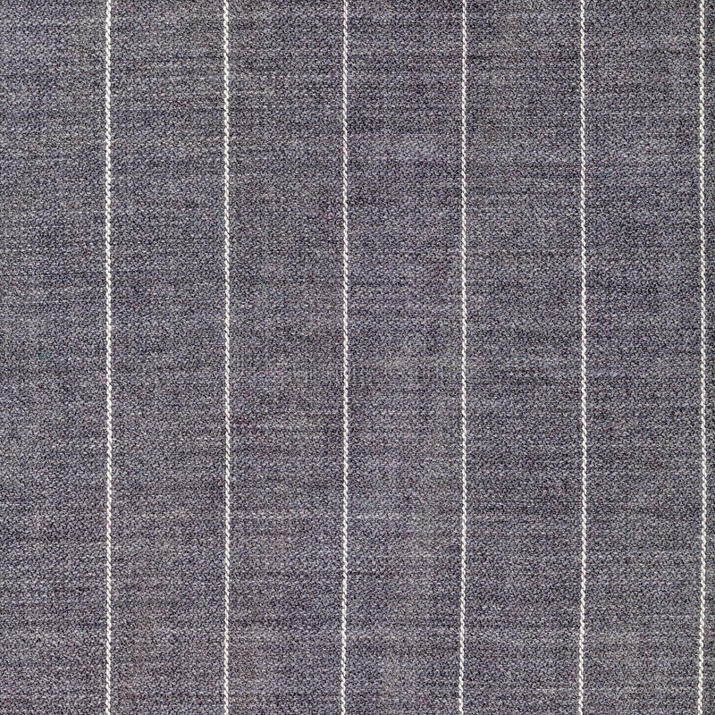 Fundo quadrado da tela de lã listrada cinzenta fotografia de stock