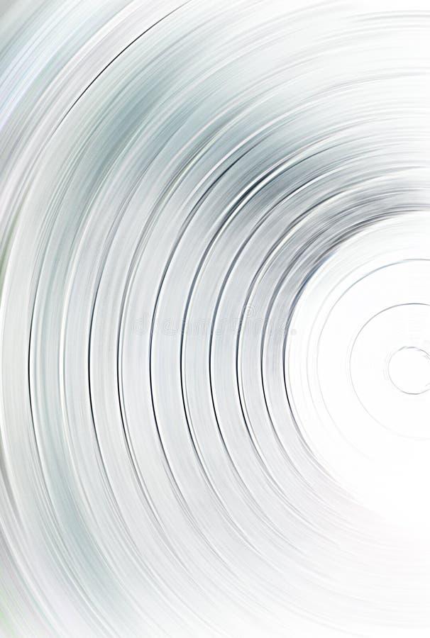 Fundo radial abstrato ilustração stock