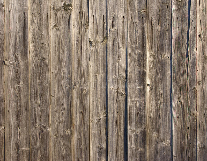 Fundo resistido das placas de madeira fotografia de stock