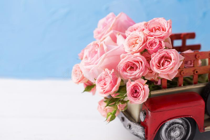 fundo romântico fotografia de stock royalty free