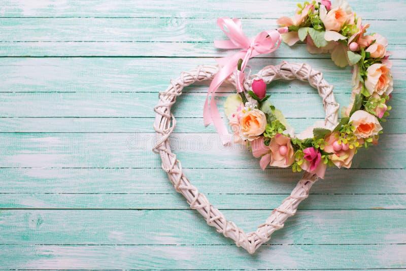 Fundo romântico ou do casamento imagem de stock