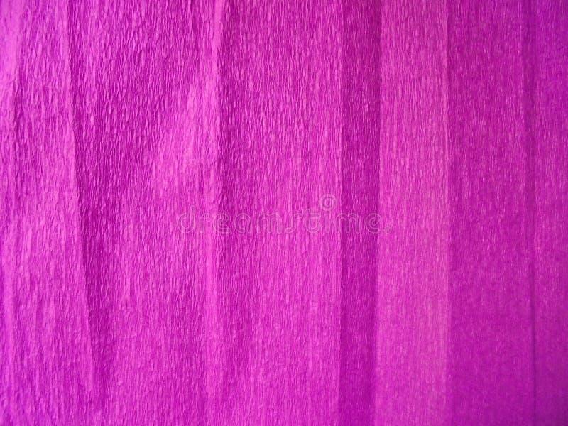 Fundo roxo brilhante Textura de papel ondulado foto de stock