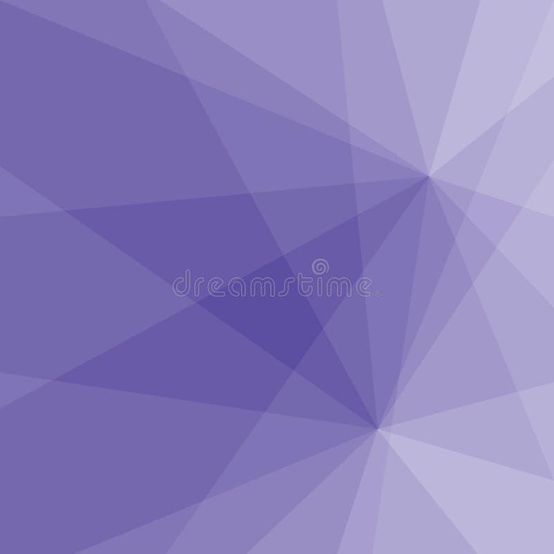 Fundo roxo da luz da cor, vetor por EPS10 ilustração royalty free