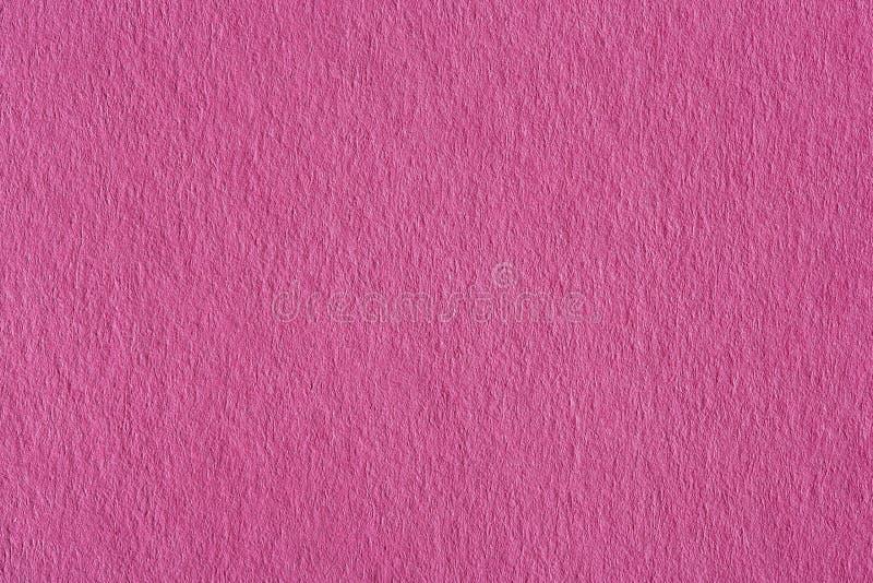 Fundo roxo da textura do tecido de algodão, teste padrão da lona natural imagens de stock