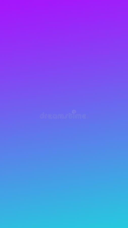 Fundo roxo e azul abstrato Molde com inclina??o da tela para a Web e o app m?vel ilustração royalty free