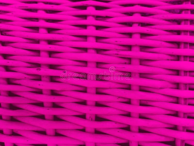 Fundo roxo Textured dos galhos do withe fotos de stock